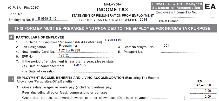 how to claim the tax on cashed in anueal leave