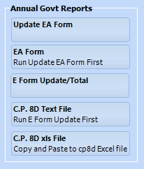 Printing EA Form and E Form