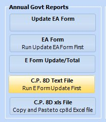 How To Generate E Form C P 8d