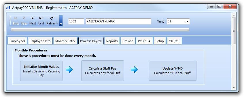 Actpay Salary Calculator – Malaysian Payroll as Easy as 1,2,3